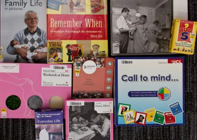 Dementia - Reminiscence collection - Weybridge Library 4