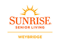Dementia Care at Sunrise of Weybridge Care Home near Hersham & Walton-on-Thames
