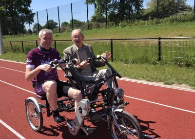 Wheels for All Dementia Cycling Event in Woking - Home Instead Organised 2