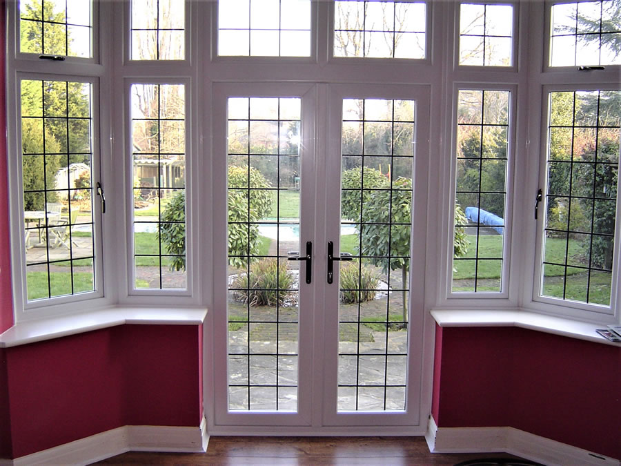 Bay Windows - Weybridge Surrey Double Glazing