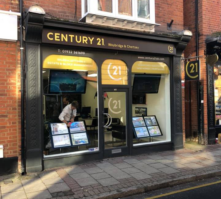 Century 21 Weybridge Springs Into Action With Offer, Selling Properties For 0% Commission