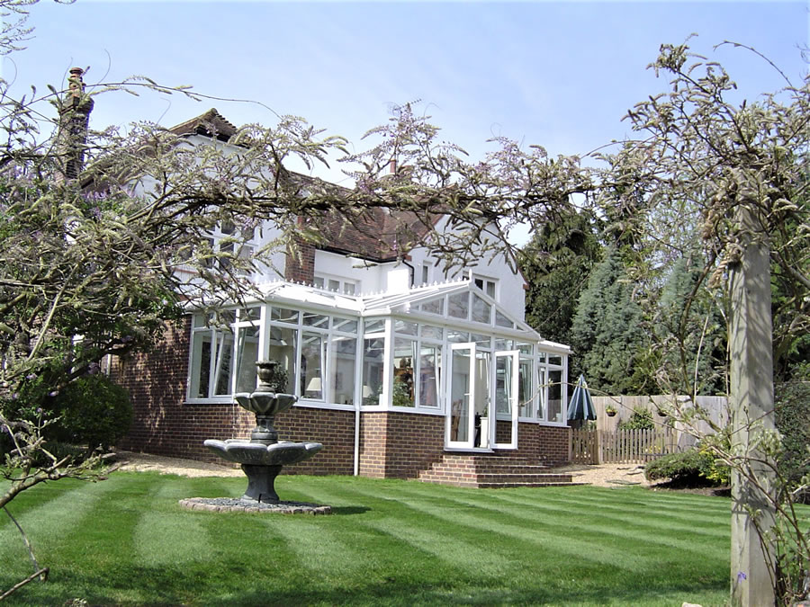 Cobham - Conservatories by Sheerwater Glass Woking Surrey