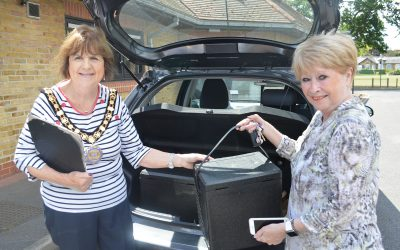 Meals On Wheels Volunteering – With Elmbridge Mayor