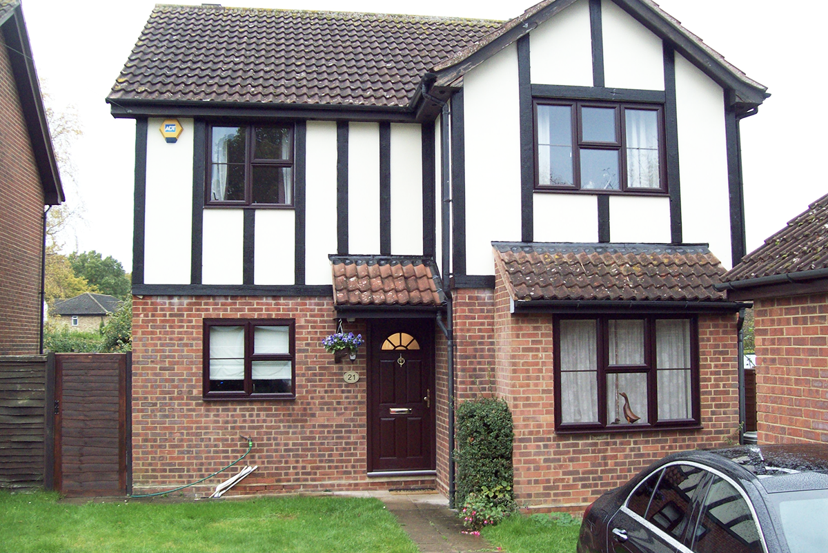 Rosewood Slimline Double Glazing - Windows and Door - Cobham Surrey Home