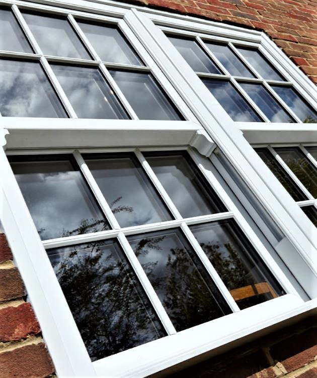Sash Window - Weybridge Double Glazing