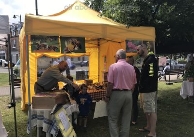 Weybridge Beekeepers Stall at the Great Weybridge Cake-Off