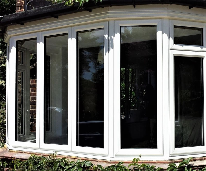 White Double Glazed Windows - Weybridge Surrey
