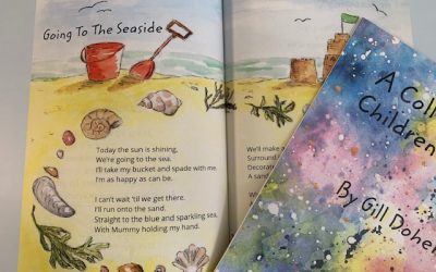 Children's Book of Poems – fundraising for Woking & Sam Beare Hospices