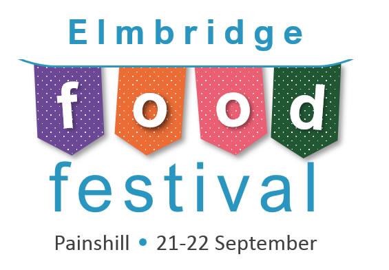 Elmbridge Food Festival logo 2019