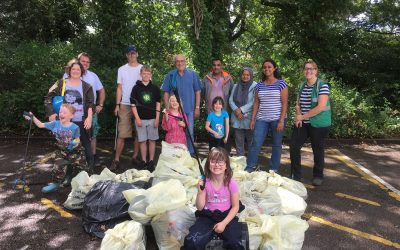 Postponed – Weybridge In Bloom's Litter Picking Event