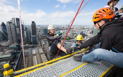 Take The Challenge! – London Skyscraper Abseil In Aid Of Princess Alice Hospice Esher