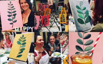 Picasso & Prosecco – Fun Art Event at Red Bar Weybridge