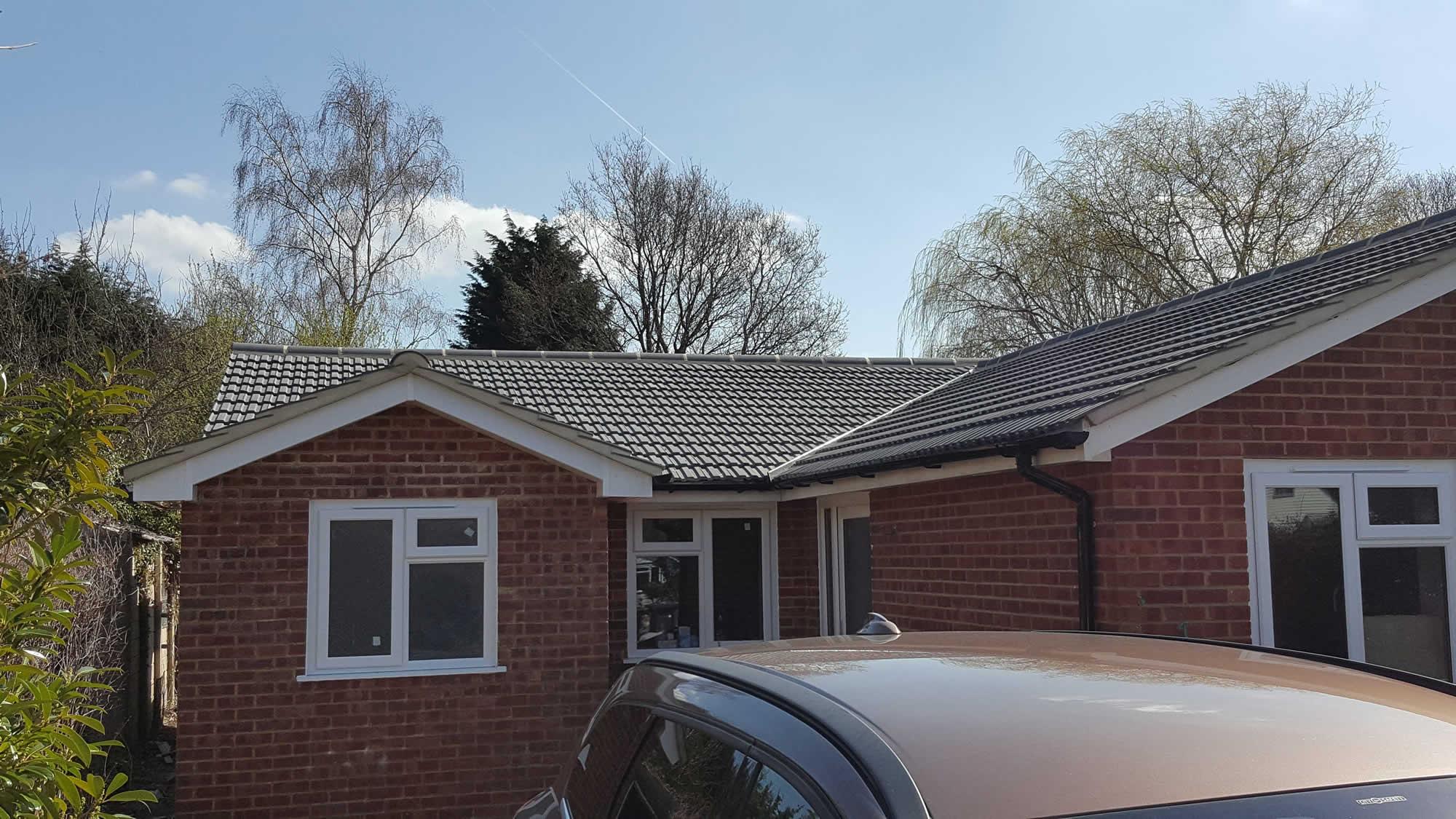 Daniel Ellwood Roofer -  Services to Weybridge & Surrey
