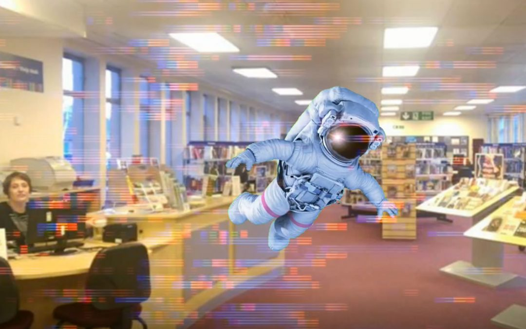 Space Crafts at Weybridge Library – Holiday Activities For Kids