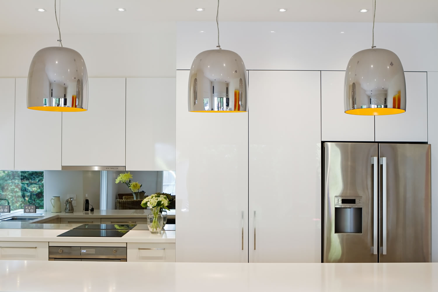 Kitchen Design by Oatlands Weybridge Interior Designer ShilpAtelier