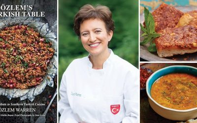 Turkish Cookery Demonstration & Tasting Lunch – Elmbridge Rentstart Fundraiser
