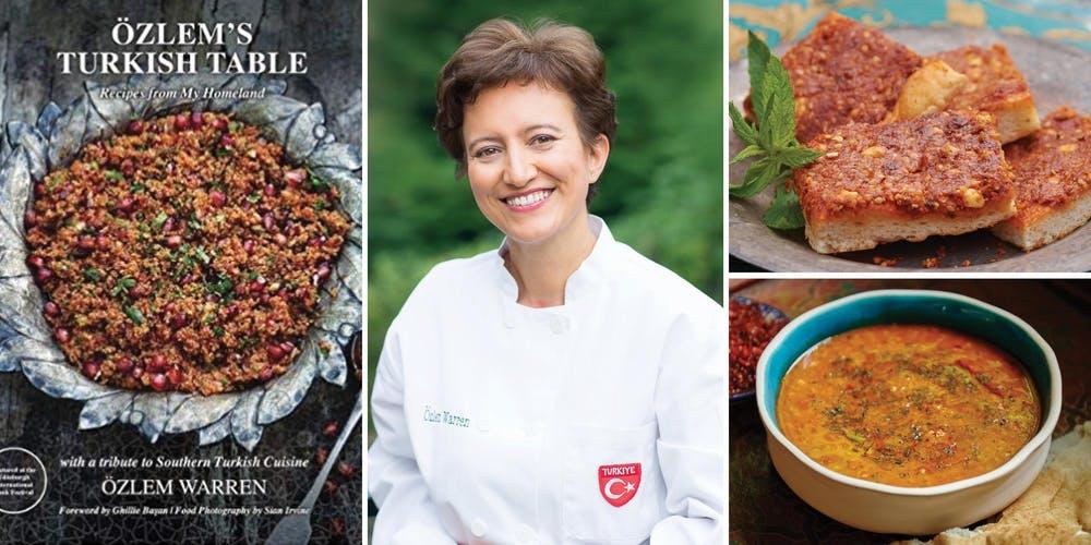 Ozlems Turkish Table - Event for Elmbridge Rentstart Charity