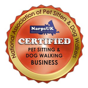 Pet Sitting Certified