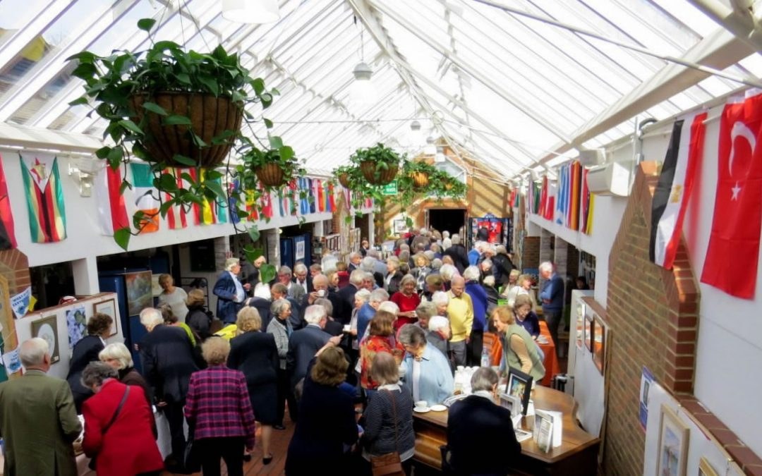 The Arts Society Woking – Monthly Meetings