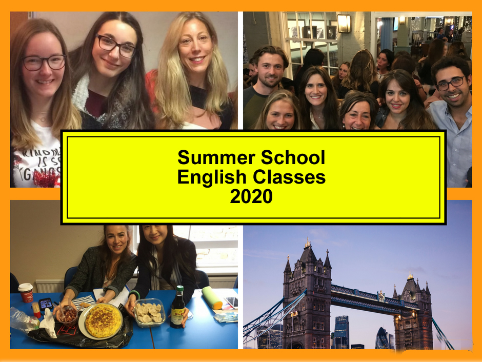 Summer School - English Language Classes near London