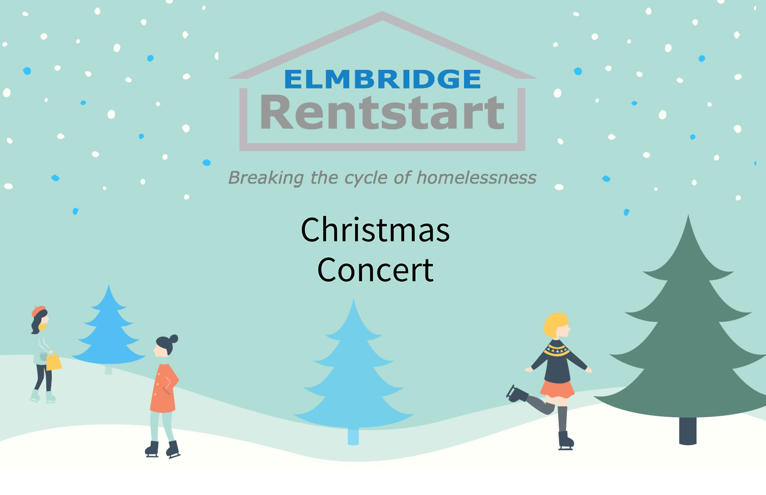 Elmbridge Rentstart Christmas Concert in Weybridge Surrey