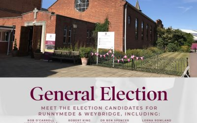 General Election – Meet The Candidates for Runnymede & Weybridge