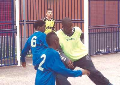 Weybridge Youth Club - Football 1