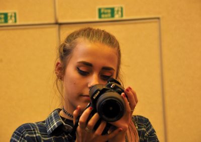 Weybridge Youth Club - Photography