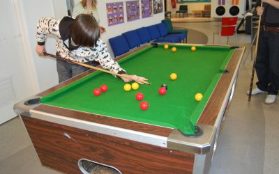 Weybridge Youth Club Reopens – In The Hands Of The Community