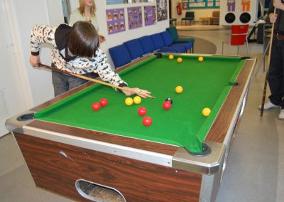 Weybridge Youth Club - Pool