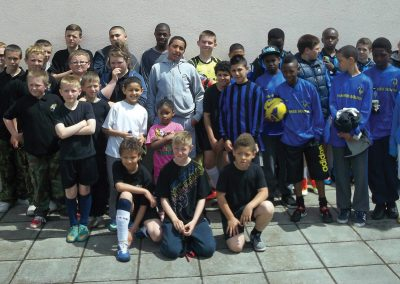 Weybridge Youth Club - Surrey Youth Clubs Football