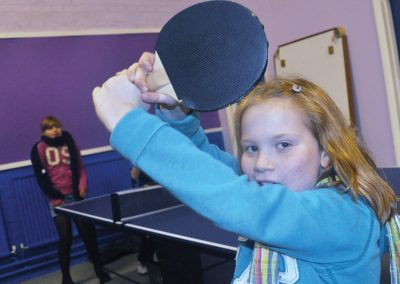 Weybridge Youth Club - Table Tennis