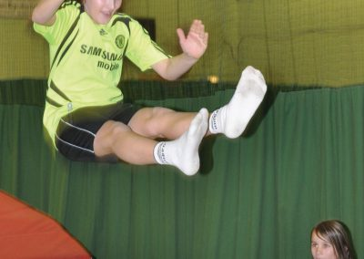 Weybridge Youth Club - Trampoline