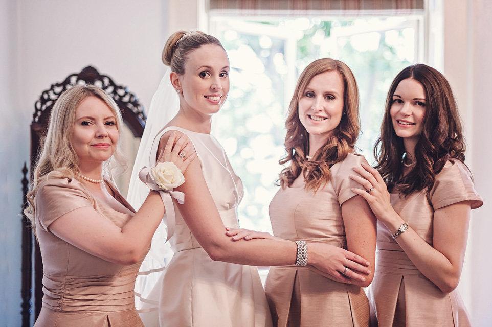 Weybridge Wedding Make-up