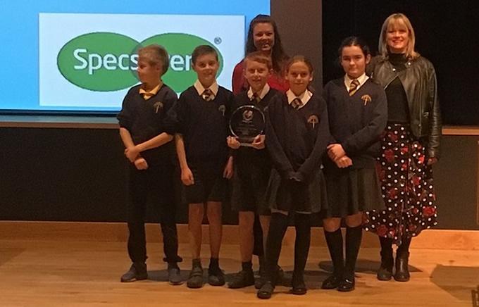 Long Ditton St Marys Junior School - Active Schools Innovation Award Winners