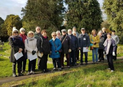 Elmbridge Borough Council Healthy Walks Group