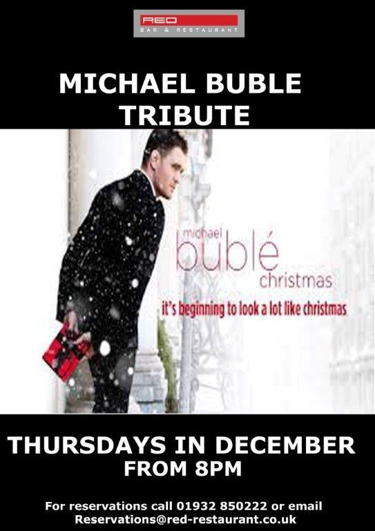 michael buble xmas tributes