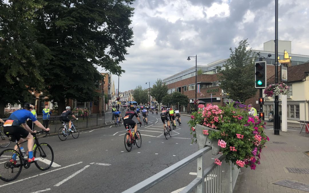 Survey on Prudential RideLondon-Surrey Closes 16 February