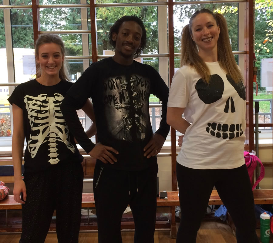 Dance Teachers in Weybridge Elmbridge - Holly Perry & Rebecca