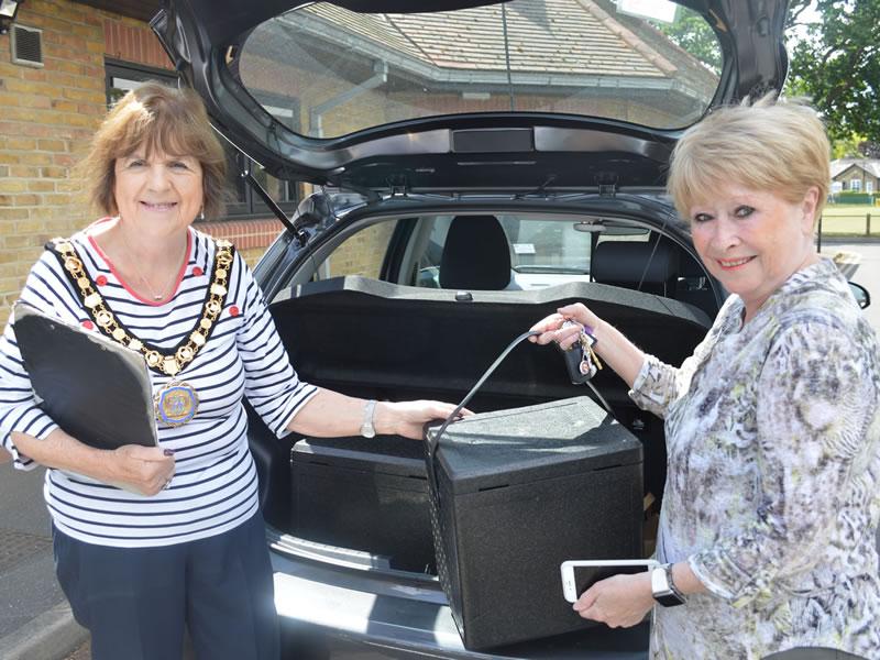Meals On Wheels Volunteering - Elmbridge Council