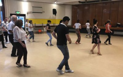 Weybridge Salsa – Crash Course & Party Nights