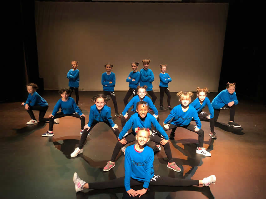 Weybridge & Local Street Dance & Hip-Hop Classes - Holly's School of Dance - Fresh