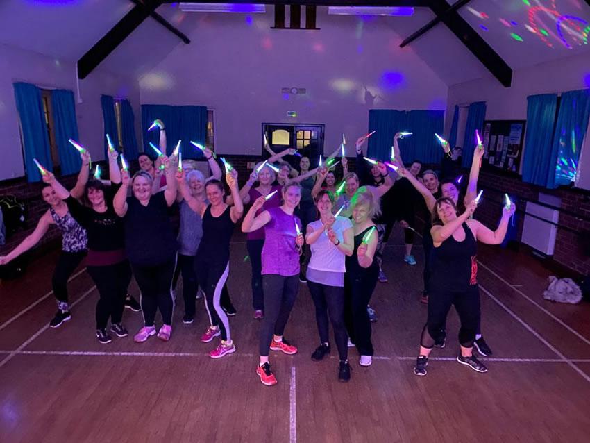 Clubbercise Fitness Classes in Weybridge and Walton-on-Thames Elmbridge