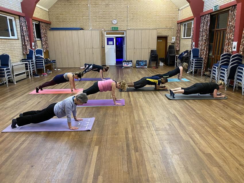Fiitness Classes in Walton-on-Thames and Weybridge Elmbridge - Circuits