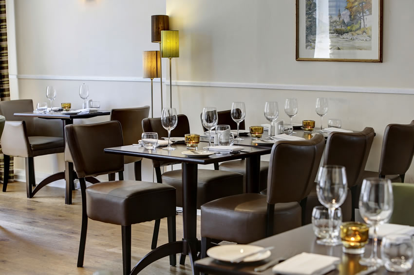 Gordon's Restaurant Weybridge Surrey at The Ship Hotel