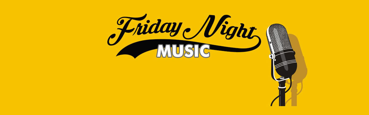 Friday Night Music At St James' Weybridge - Cash Bar