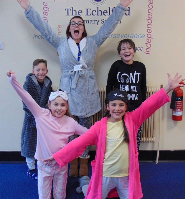 Join In The Fun – Have A Pyjama Day To Support Night Nurses Of Princess Alice Hospice