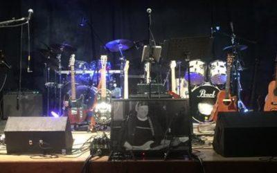 Rock Concert In Weybridge In Aid Of Elmbridge Rentstart & Runnymede Foodbank
