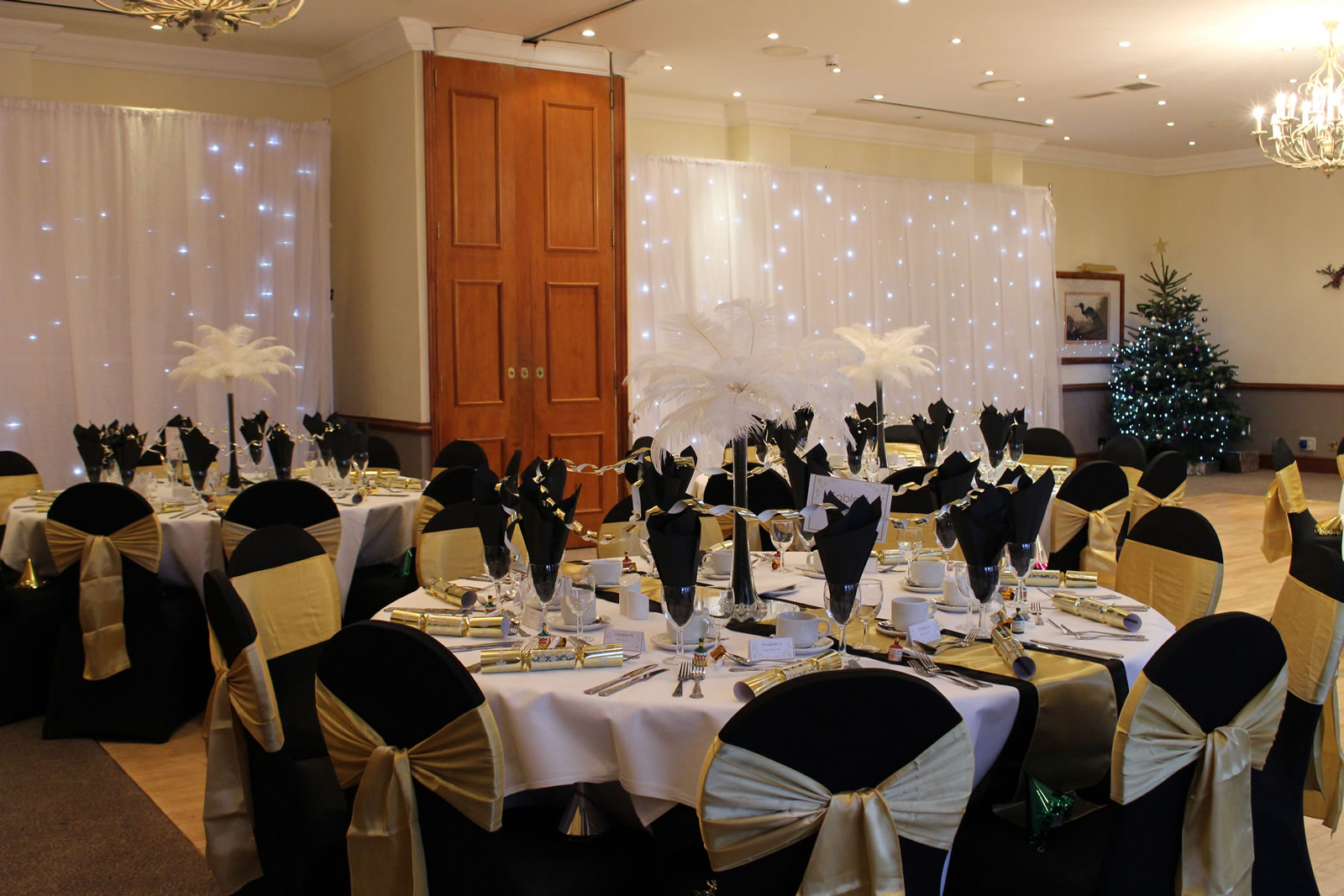 Weybridge Function room for Parties and Celebrations including Birthday and Christmas Parties