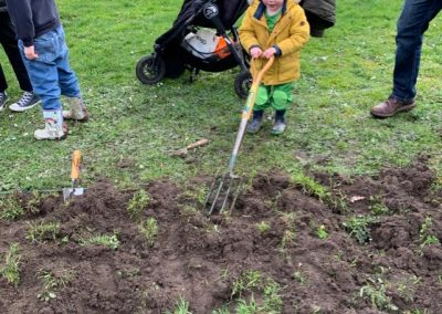Digging fun for children of all ages